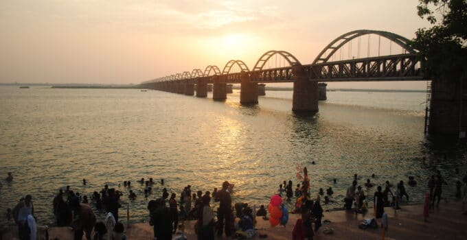 12 Major and Longest Rivers of India
